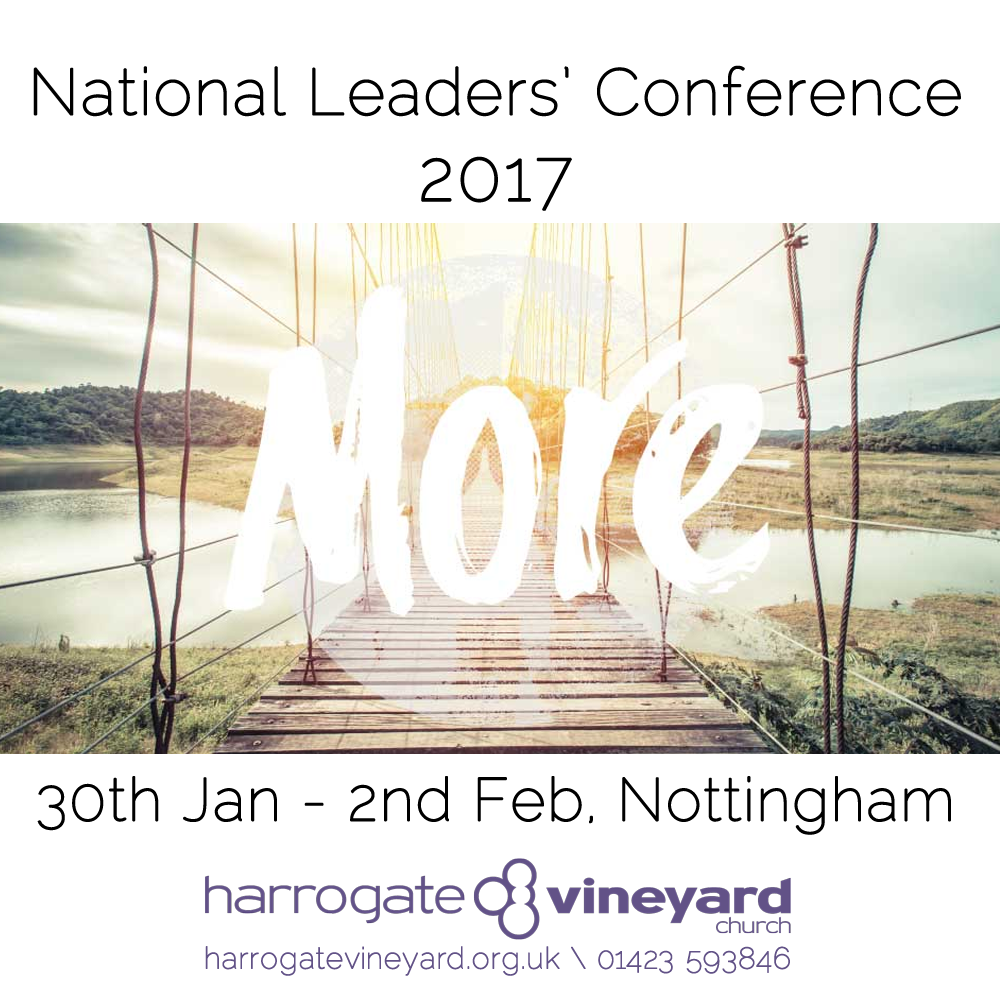 National Leaders' Conference 2017