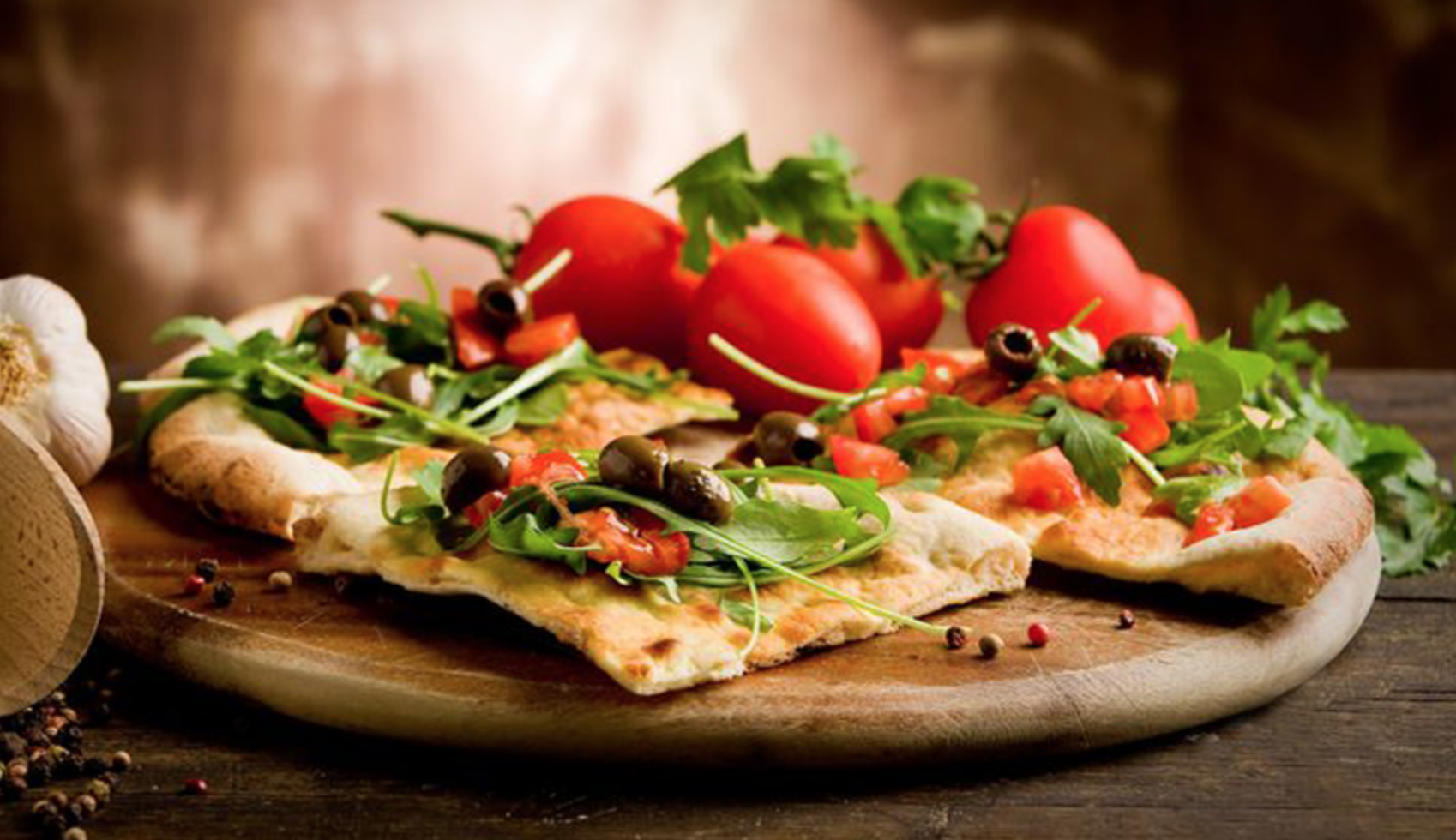 Pizza-making Lunch – 11 Aug