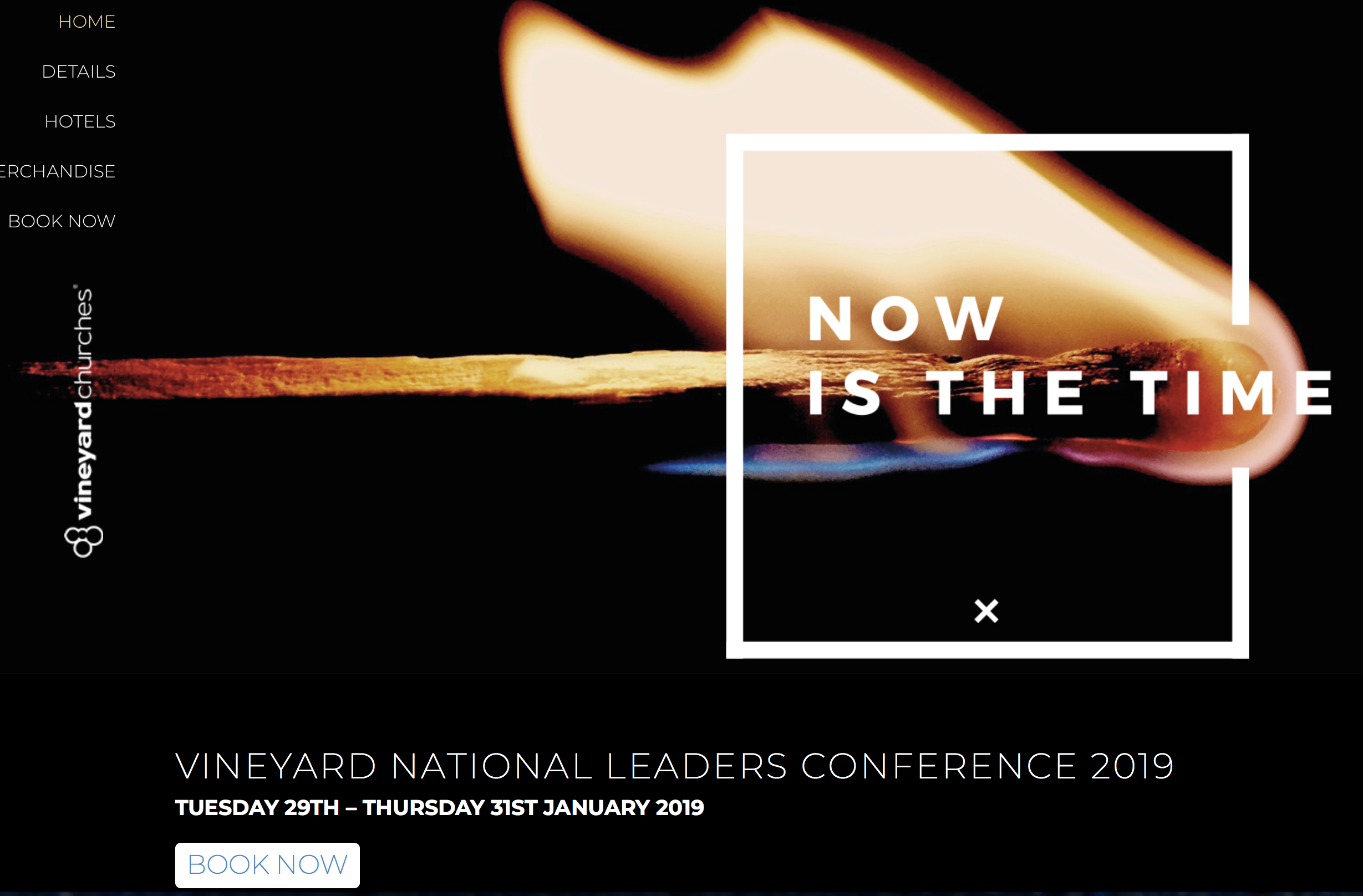 National Leaders Conference 2019 – talks online